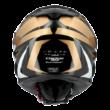 Astone Crossmax Ouragan Arany Enduro Motoros Bukósisak