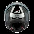 Astone GT1200F ADN Szürke/Ezüst Zárt Motoros Bukósisak