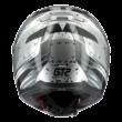 Astone GT2 Szürke Zárt Motoros Bukósisak