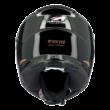 Astone RT1200EVO Fekete/Arany Felnyitható Motoros Bukósisak