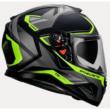 MT Helmets Thunder 3 SV Turbine C3 Matt Fekete/Sárga