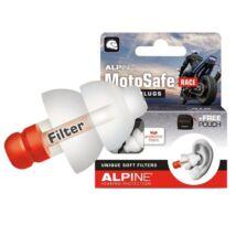 Alpine Motosafe Race Motoros Füldugó