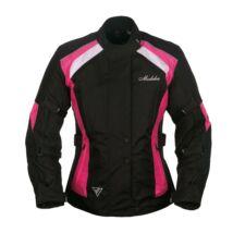 Adrenaline Love Ride női motoros kabát, négy évszakos, pink