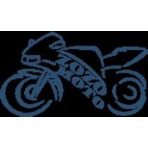 Modeka X-Air Kesztyű Fekete