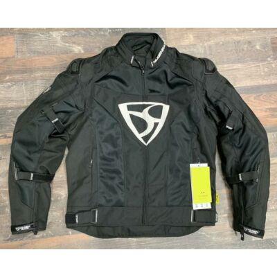 Mugen 2025 Textil Kabát Fekete