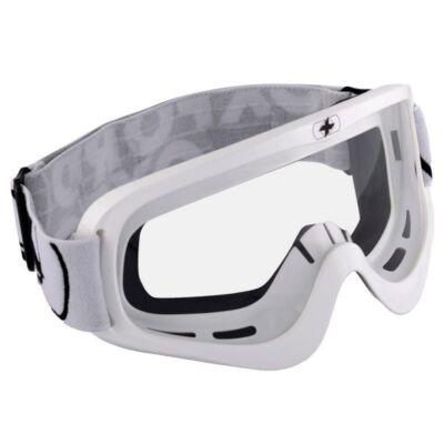 Oxford Fury Mx Szemüveg Fényes Fehér Ox206