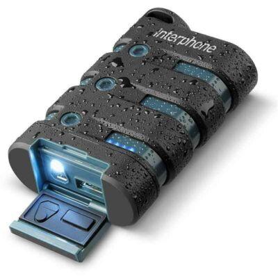 Interphone USB Power Bank Adventure - 9000 mAh (OUTLET)