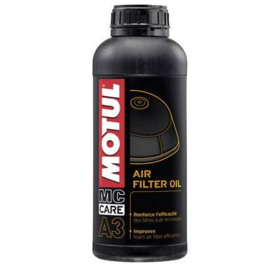 MOTUL A3 Air Filter Oil  (légszűrőszivacs olaj) 1L