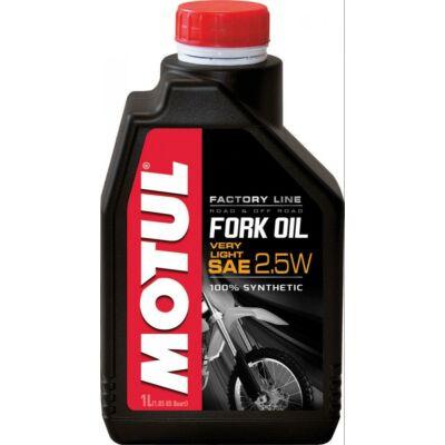 Motul Fork Oil Factory Line Very Light 2.5W villaolaj 1 L