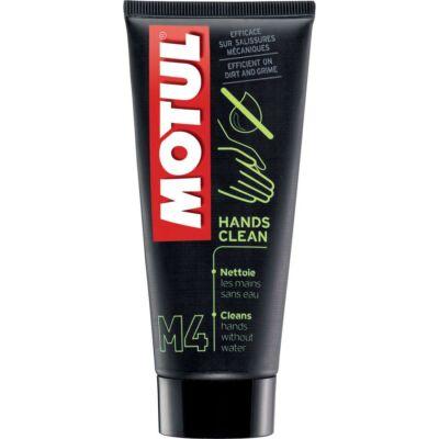 Motul MC Care  Hands Clean M4  (kéztisztító ) 100 ml (OUTLET)