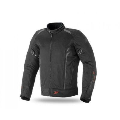 Seventy Degrees férfi kabát fekete