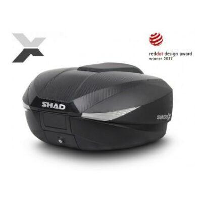 Shad Sh58X Hátsó Doboz Karbon Magasítható