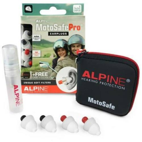 Alpine Motosafe Pro - Szűrős Füldugó