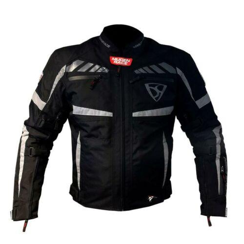 Mugen 1835 Textil Kabát Fekete (OUTLET)