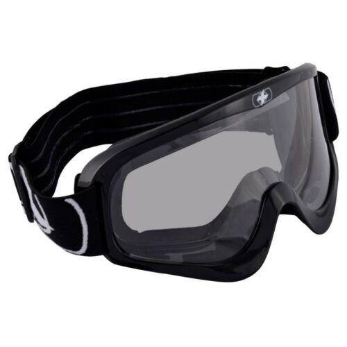 Oxford Fury Mx Szemüveg Fényes Fekete Ox204