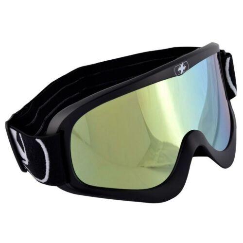 Oxford Fury Mx Szemüveg Matt Fekete Ox205