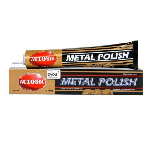 Autosol Metal Polish - fém polírozó krém 75ml