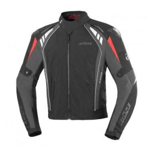Büse B.Racing Pro Textilkabát Fekete/Antracit (OUTLET)