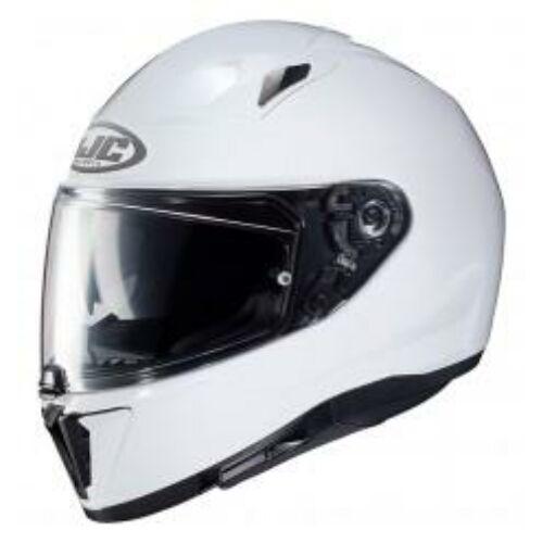 Hjc I70 Metal Pearl White Zárt Bukósisak
