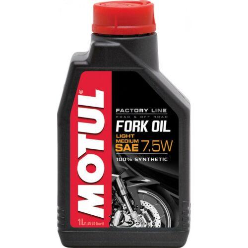 Motul Fork Oil Factory Line Light Medium 7.5W villaolaj 1 L