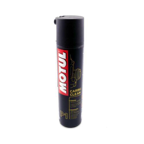 Motul P1 Carbu Clean (karburátor tisztító) spray 400 ml