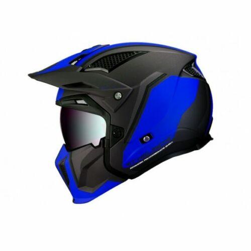 MT Trial SV (SunVisor) Triál Motoros Bukósisak (OUTLET)