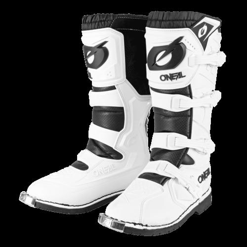 O'NEAL Rider Pro Fehér Cross Csizma