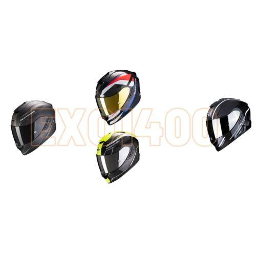 Scorpion EXO 1400 Zárt Motoros Bukósisak